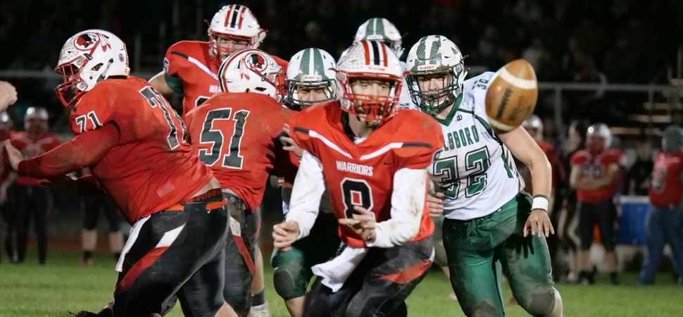 Canton hands Wellsboro first loss of season.