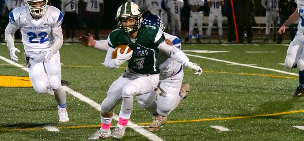 Hauser named WETM Sports Fall MVP.