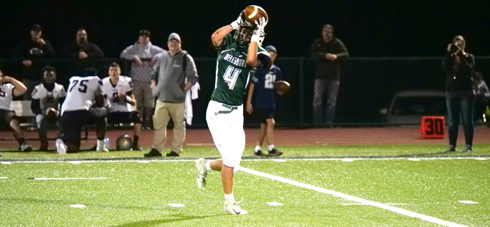 Hornets score Homecoming win over Athens.