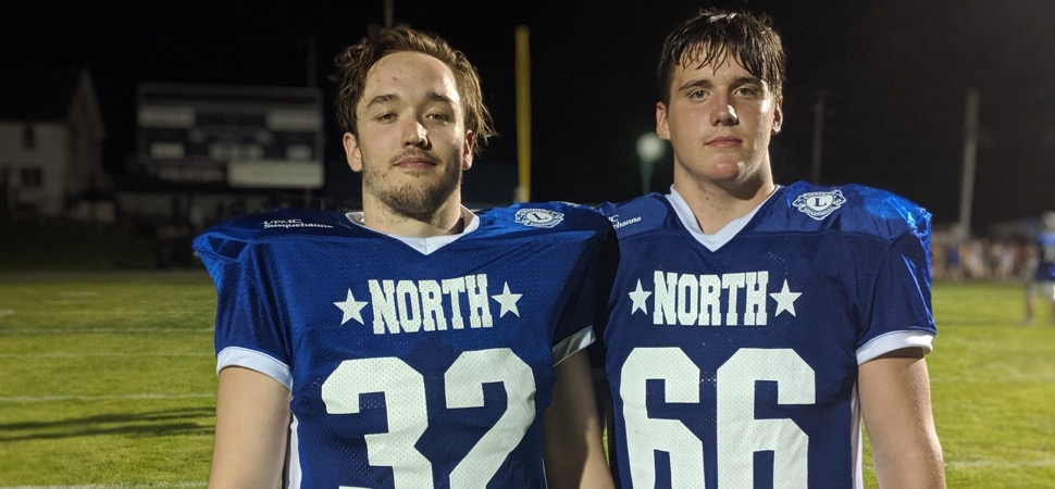 Brown, Brown finish careers at D4 All-Star Game