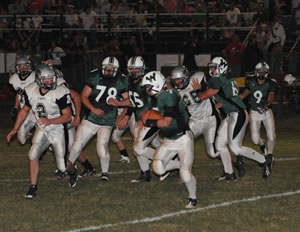 Wellsboro vs. Athens 2010