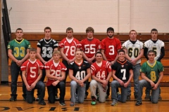 2012 All-Region Football Team
