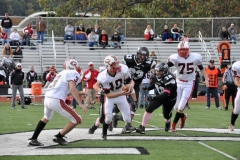 2012 Athens vs. Canton Football