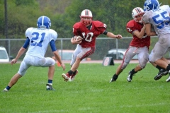 2012 Canton vs. South Williamsport Football