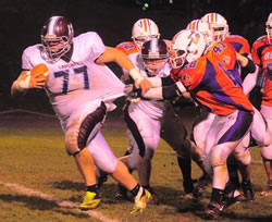 2012 Loyalsock vs. Danville District 4 Football Playoffs