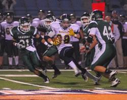 2012 Montoursville vs. Lewisburg District 4 Football Playoffs