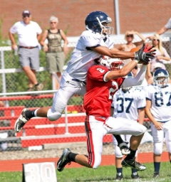 2012 Muncy vs. Canton Football