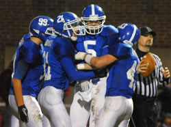 2012 South Williamsport vs. Bloomsburg District 4 Football Playoffs