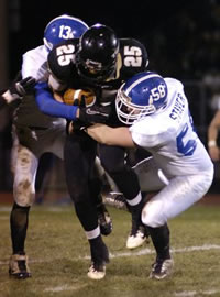 2012 South Williamsport vs. Southern Columbia Football