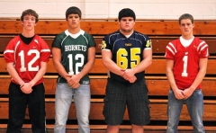 Wellsboro's Pietropola headlines All-Region football