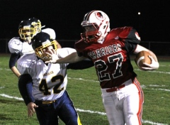 2013 Canton vs. Cowanesque Valley Football