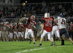 2013 Canton vs. Sayre Football