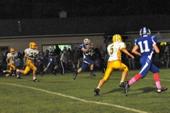 2013 North Penn vs. Wyalusing Football