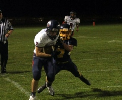 2013 Sayre vs. Cowanesque Valley Football