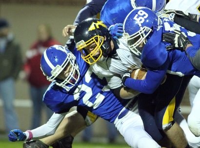2013 South Williamsport vs. Cowanesque Valley Football