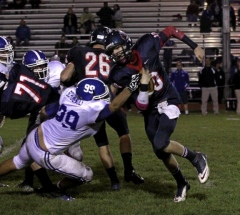 2013 South Williamsport vs. Sayre Football