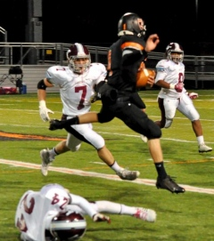 2013 Towanda vs. Loyalsock Football