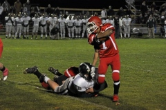 2013 Troy vs. Hughesville Football