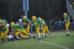 2013 Wyalusing vs. Sayre Football