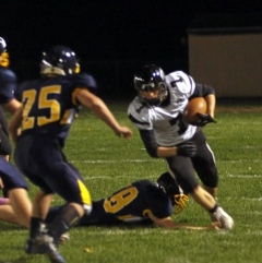 2014 Athens vs. Cowanesque Valley Football