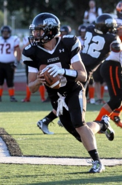 2014 Athens vs. Tunkhannock Football