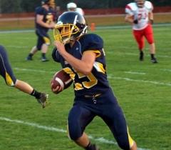 2014 Cowanesque Valley vs. Bucktail Football