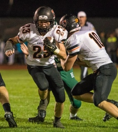 2014 Towanda vs. Hughesville Football