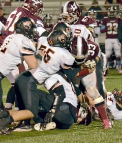 2014 Towanda vs. Loyalsock Football