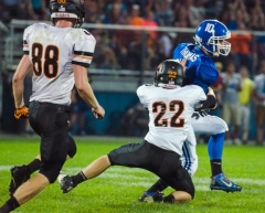 2014 Towanda vs. South Williamsport Football
