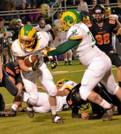 2014 Towanda vs. Wyalusing Football