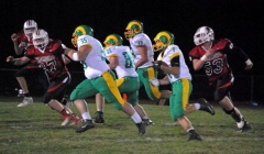 2014 Wyalusing vs. Canton Football