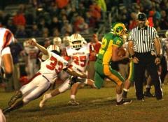 2014 Wyalusing vs. Danville Football