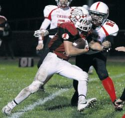 After slow start Canton tops Montgomery