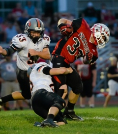 Canton holds on to beat Towanda