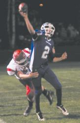 North Penn-Mansfield rallies past Troy