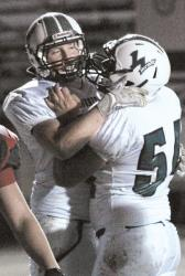 Jones' 2 TDs lead Wellsboro past Troy