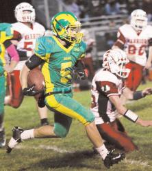 Rams roll past Canton
