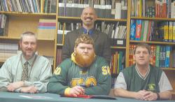 Wyalusing's Chilson signs with Lock Haven
