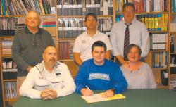 Wyalusing's Behrend to play for Misericordia