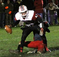 Troy pounds out win over Canton to retain Old Shoe