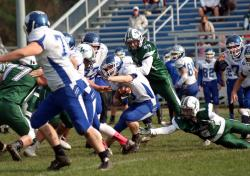 Wellsboro clinches NTL title with win over NP-Mansfield