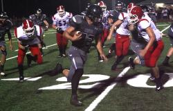 Jayne, Athens pull away from Troy for homecoming win