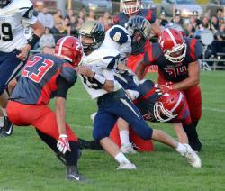 Troy comes up short against Bald Eagle
