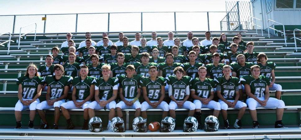 2017 Wellsboro Varsity Football Team