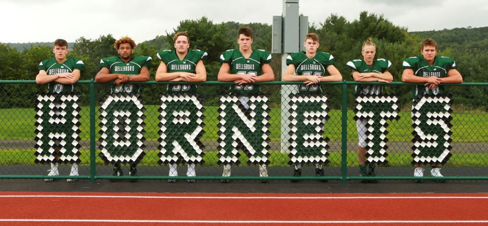 2018 Wellsboro Football Senior Class
