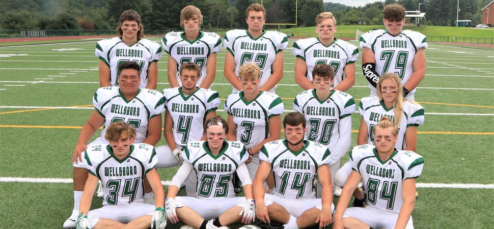 2019 Wellsboro Hornets Senior Class Football Roster