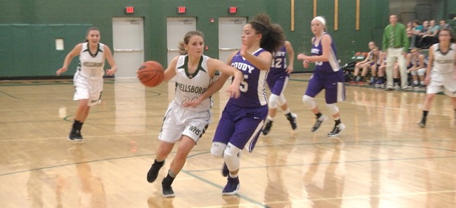 Coudersport comes from behind to down Wellsboro.