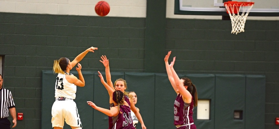 Lady Hornets run past Northeast Bradford