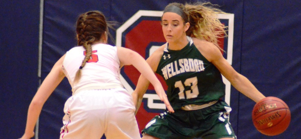 Big first quarter powers Wellsboro past Sayre