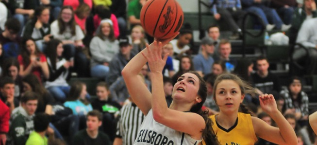Lady Hornets overcome slow start to top Williamson in first round of District IV playoffs.